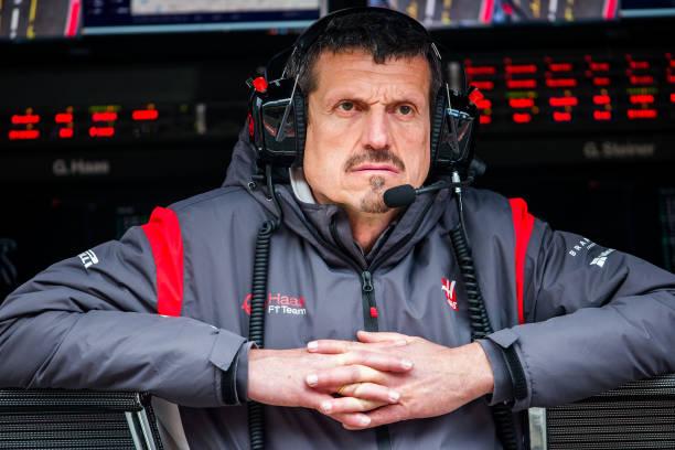 Guenther Steiner, szef zespołu Haas