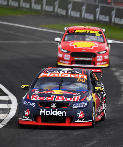 New Machinery For All Drivers On 2018 V8 Supercars Track Test Day