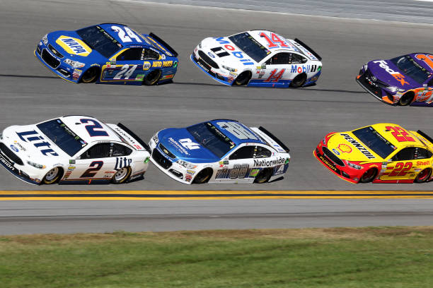 nascar summary Nascar historical information 386 words, approx 2 pages when most people think of the daytona 500 (the great american race) they think of a celebration or a triumph more than a tragedy or an upset.
