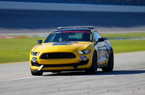 Ford Mustang Nascar Horsepower