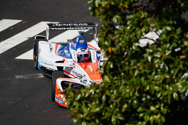 Techeetah's Vergne takes home pole at Paris ePrix