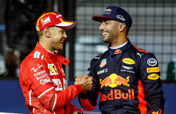 Daniel Ricciardo Might Drive a Ferrari in 2019