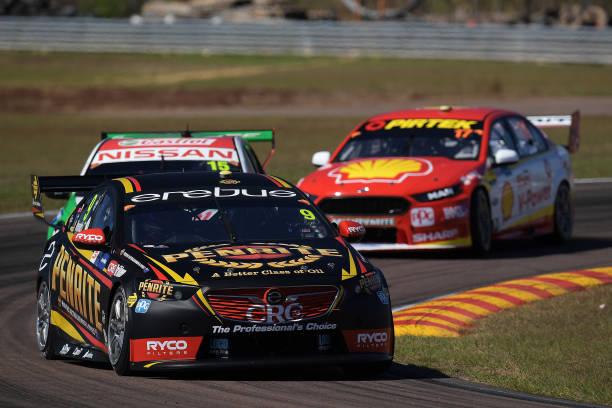 Honours Shared In Darwin Round Of 2018 Virgin Australia V8 Supercars
