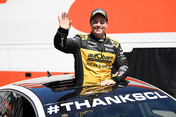 Craig Lowndes; Thanks for the Memories