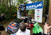 Sebastian Ogier wins Sixth WRC title at Rally Australia