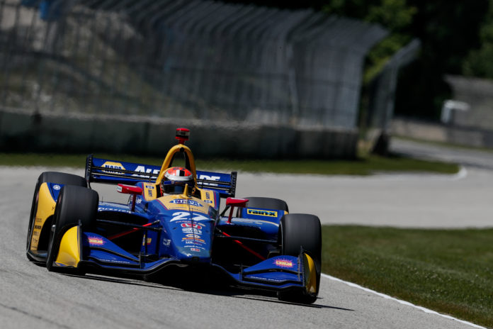 Alexander Rossi dominates, IndyCar Cancels Detroit