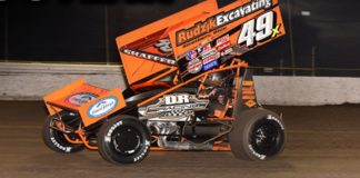 Tim Shaffer wins Williams Grove