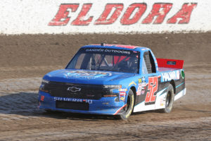 Stewart Friesen earns first win, Truck Series Playoff Primer