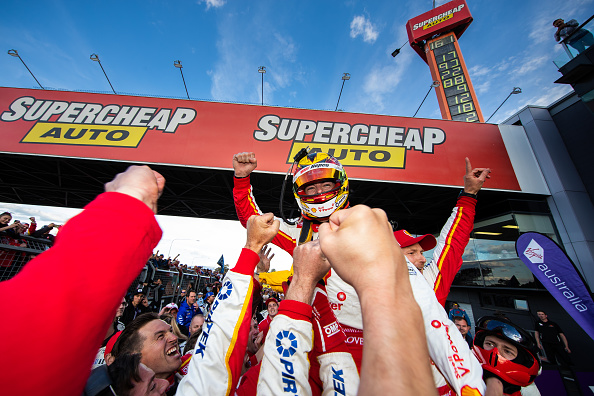 Bathurst win down to Fuel Strategy for Scott McLaughlin
