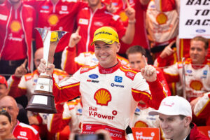 Shell V-Power Racing cap off amazing Supercar season for Scott McLaughlin