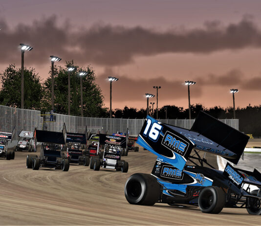World of Outlaws iRacing