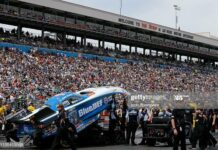 NHRA Revised schedule