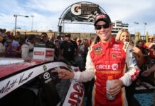 Kenseth Granted Playoff waiver