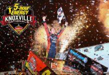 Jason Johnson, 2016 Knoxville Nationals