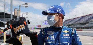 Abnormal NASCAR Race