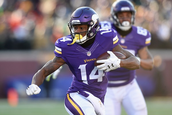 Stefon Diggs Hot Start Could Mean He Is Minnesota Vikings