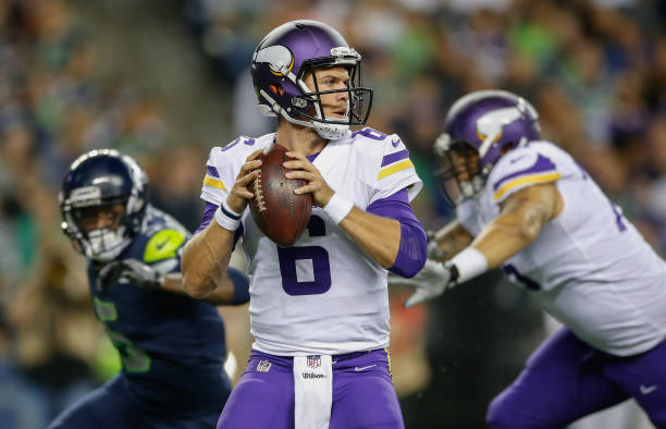Minnesota Vikings 53 Man Roster Projection The Offense