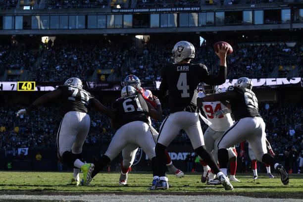 Oakland Raiders Offense