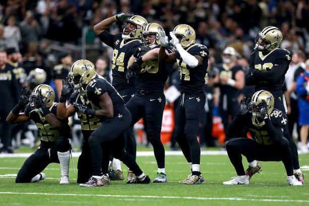 New Orleans Saints Week 13
