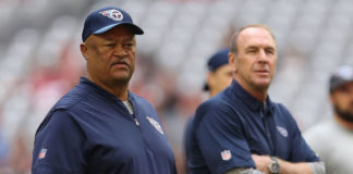 Tennessee Titans coaches