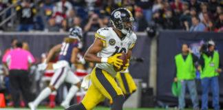 week 16 Pittsburgh Steelers