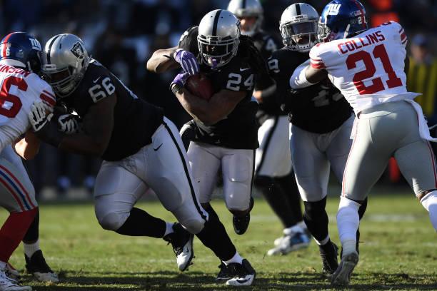 Week 13 Oakland Raiders