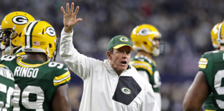 Green Bay Packers Disappointing 7-9 Season