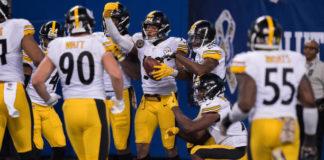 Pittsburgh Steelers Linebackers