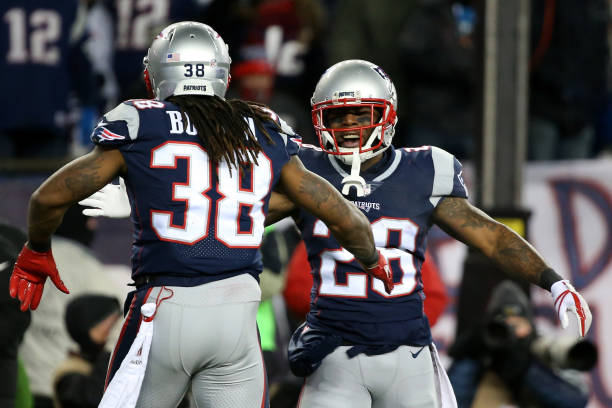 New England Patriots Blow Out