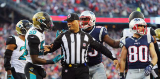 Referees and the New England Patriots