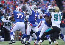 Buffalo Bills-Jacksonville Jaguars