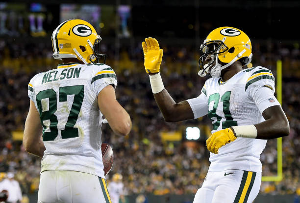 Packers Wide Receiving Corps