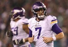 Minnesota Vikings Options at Quarterback