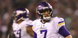 Minnesota Vikings Options at Quarterback