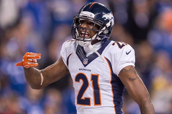 half off 2e6a1 fa25c Denver Broncos Trade Aqib Talib to the Los Angeles Rams ...