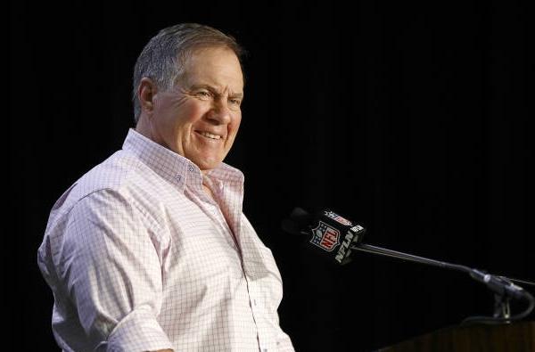 Bill Belichick Dominates Off-Season Trades