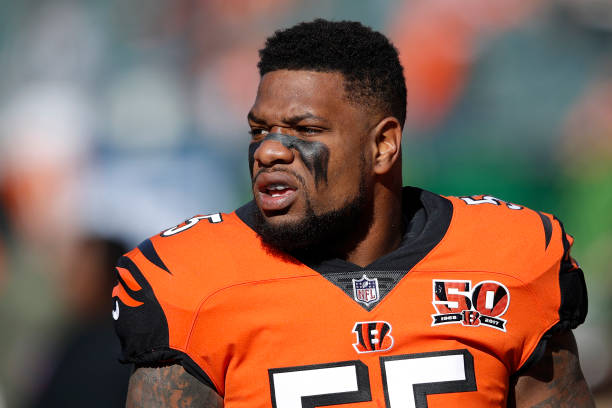 san francisco 703ca 629df Vontaze Burfict Suspended Four Games for PED Use - Last Word ...