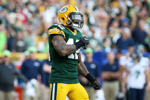 buy popular 12882 1e755 Morgan Burnett Agrees to Terms With Pittsburgh Steelers ...