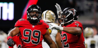 Atlanta Falcons Off-Season Defensive Tackle Options