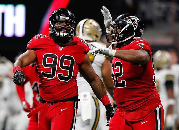 Atlanta Falcons Off-Season Defensive Tackle Options