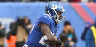 New York Giants Running Back