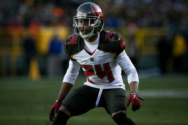 quality design d36d0 2d942 Brent Grimes Returning to Tampa Bay Buccaneers - Last Word ...