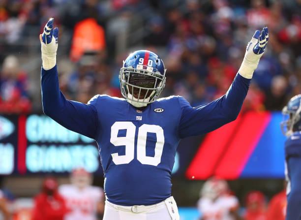 best website 4f0f2 ae948 New York Giants Trade Jason Pierre-Paul to Tampa Bay Buccaneers