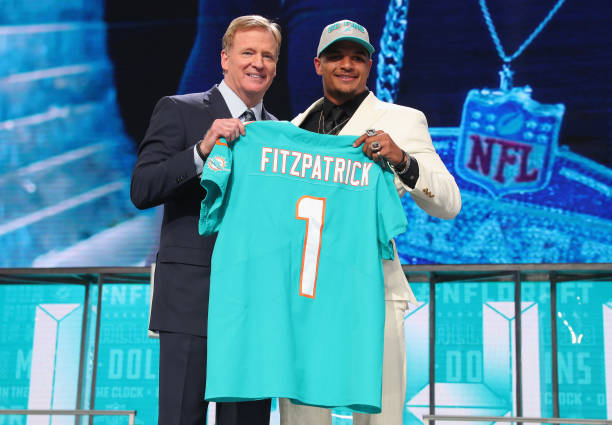 huge discount 14df3 a0e99 Miami Dolphins 2018 NFL Draft Review - Last Word on Pro Football
