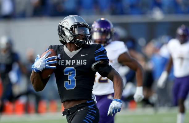 super popular 58f44 2d56a Anthony Miller 2018 NFL Draft Profile - Last Word on Pro ...