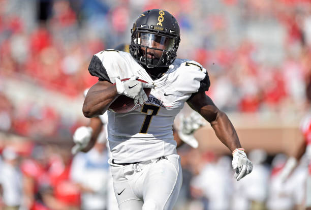 New England Patriots Undrafted Free Agents
