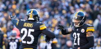 Pittsburgh Steelers Cornerbacks