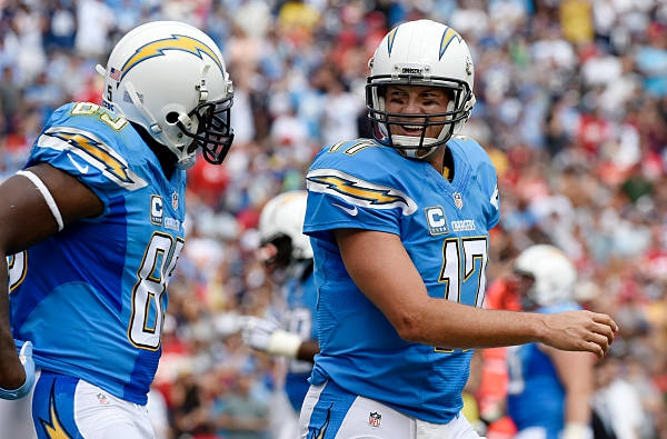 Los Angeles Chargers All Franchise Team Last Word On Pro Football