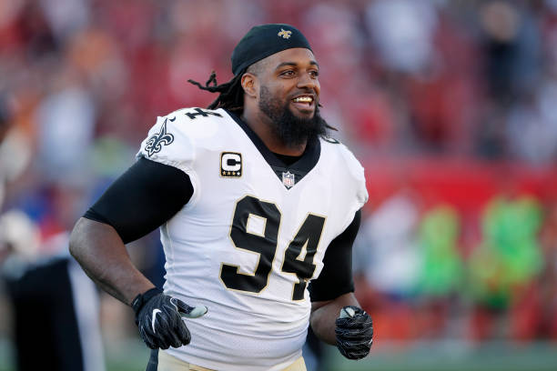 New Orleans Saints 2018 Defensive End