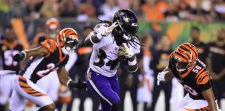 Baltimore Ravens Running Game